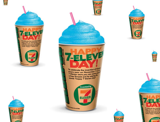 National Slurpee Day