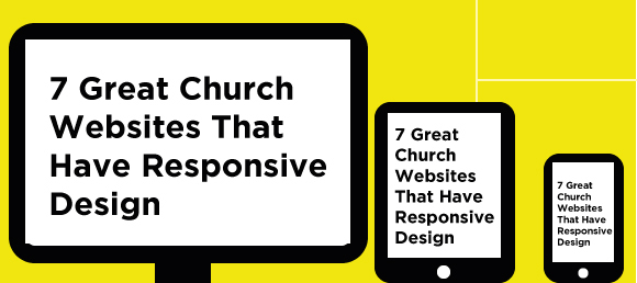 Church Website Design 7 Great Church ...