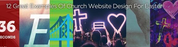 Easter-church-website