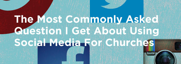 social media church