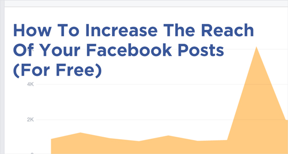 How to increase your Facebook reach for free