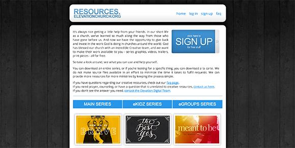 Elevation_church_resources
