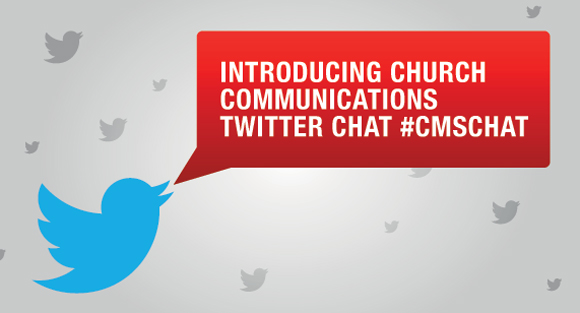 church marketing twitter chat