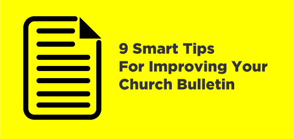 church-bulletin-ideas