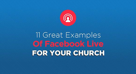 Best_Facebook_live_church