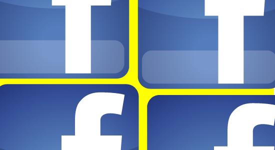 Custom church facebook landing page