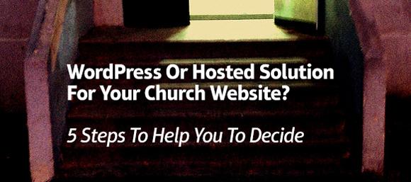 Wordpress-church-website