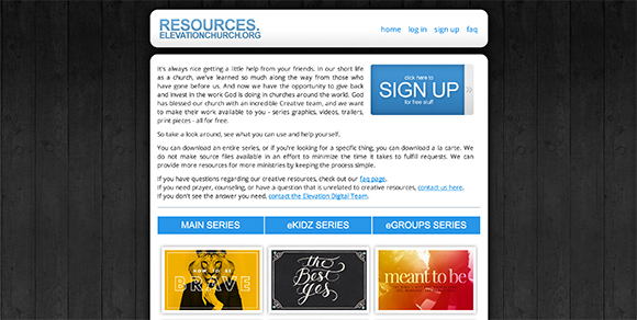 Elevation_church_resources