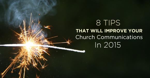 Church communications tips 2015