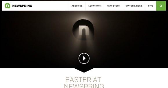Newspring_church_easter_website