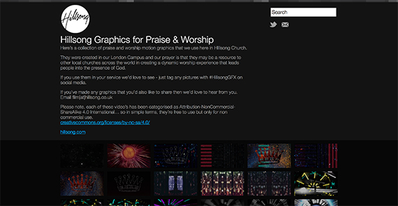 520 Of The Best Free Motion Graphics For Your Church |